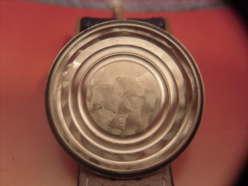 Eterna - Vos montres en or O926uu
