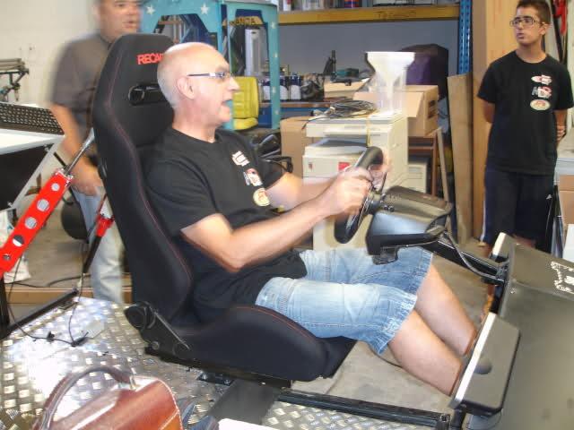 Simulador coches de carrera Made in Valencia Of8pb6