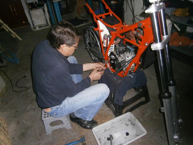 Puesta a punto KTM 80 MX Ri9cwk