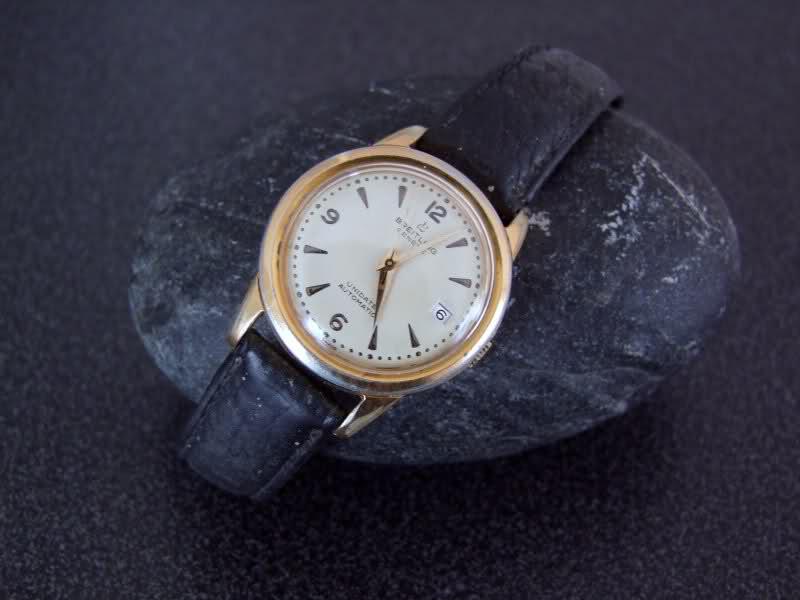 Breitling - Vintage Breitling des années 60 : petite montre classique Ridmb6