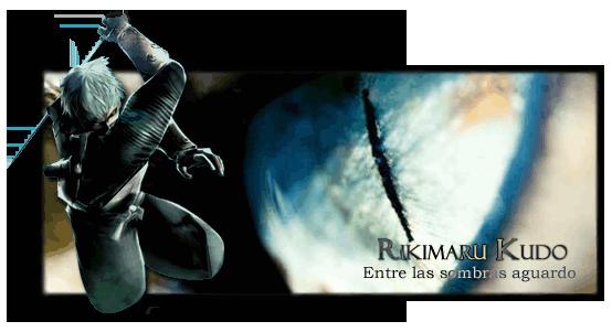 Rikimaru Kudo - Ojos de demonio corazón de ángel U0n5t