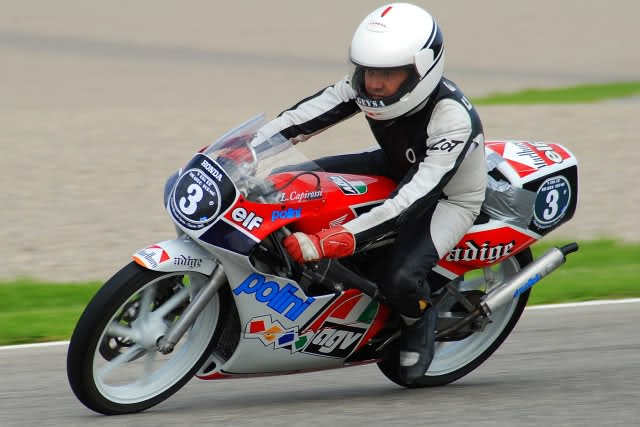 Fotos y video: mi Honda RS 125 GP 91 Capirossi Vcx669