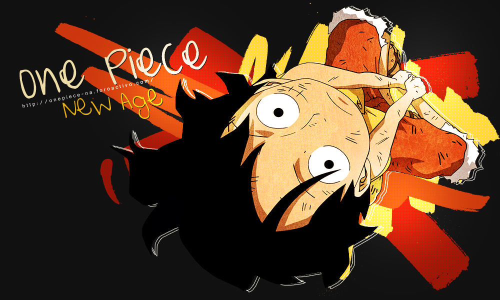 One Piece; New Age