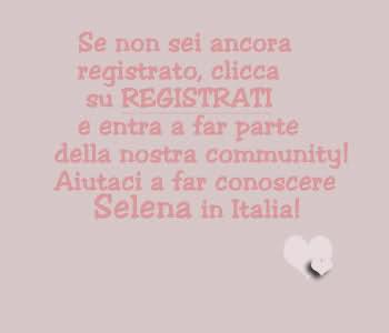 Selena Gomez Italia SGIOF - Selena Gomez IT Wrj13k