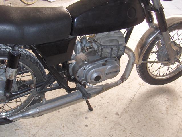 Restauración Bultaco Mercurio 175 GT Wwk8dx