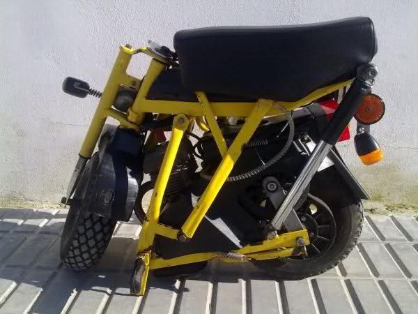 Mi nueva moto: Di Blasi Xpc005