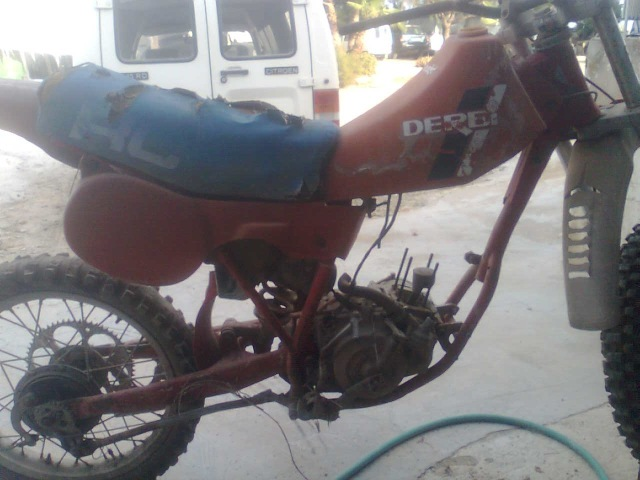 Mi Derbi Cross 80 Ymnsy