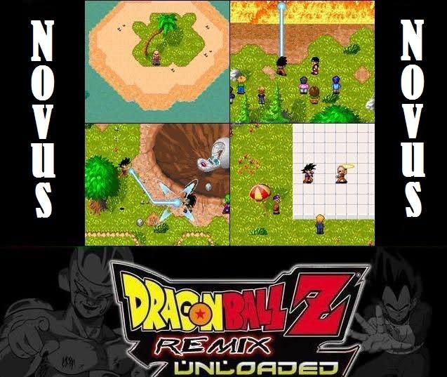 [Rm2k3]Dragon Ball Z Remix Unloaded  10nhzbd