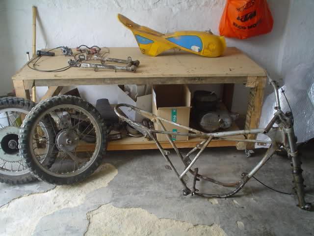 LOBITO - Bultaco Lobito MK6 * Saez 10wn1w6