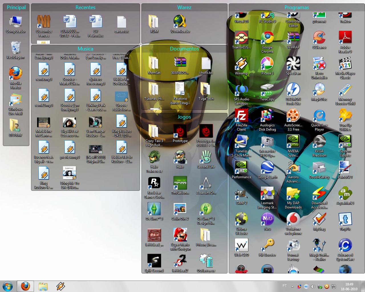 Desktops 10z4mx3