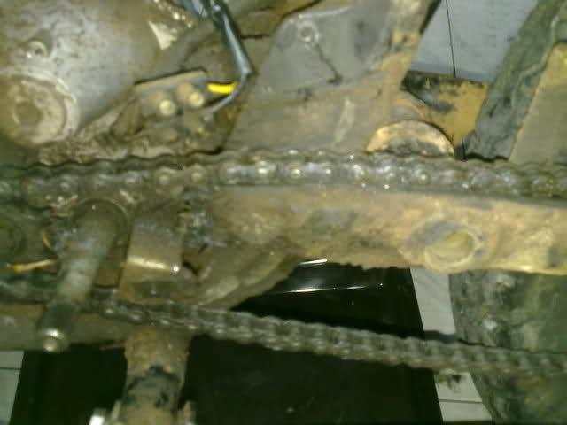 Diario restauración Puch Minicross 14wel46