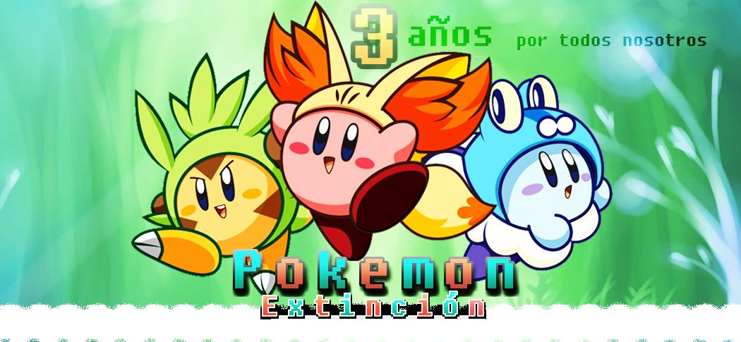 Pokemon Extinción: Grand Metropolis