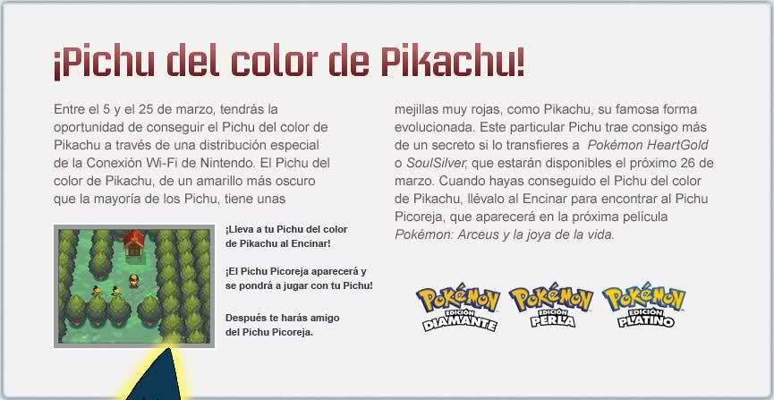 Foros Pokémon Lago Misterio - Portal 207kdci
