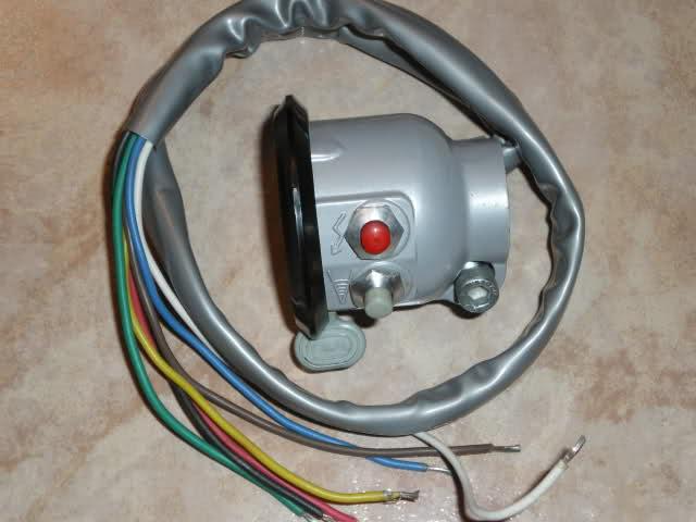 Instalación eléctrica Derbi Antorcha 20rk4s8
