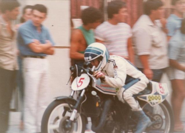 Antiguos pilotos: José Luis Gallego (V) 24eutxd