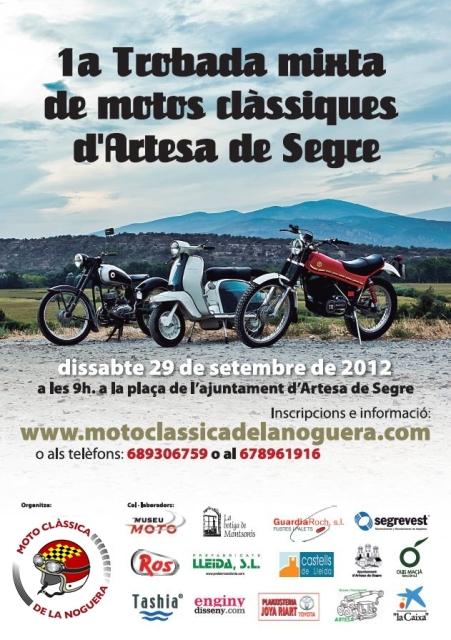 Nueva Asociación Y Concentración En Artesa De Segre - Lleida 25q6fb9