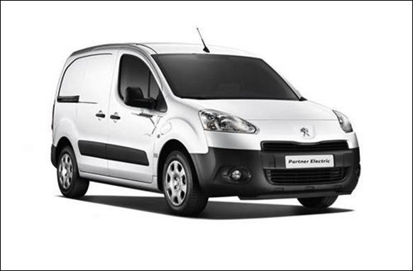 Nueva Peugeot Partner Eléctrica  287fy89