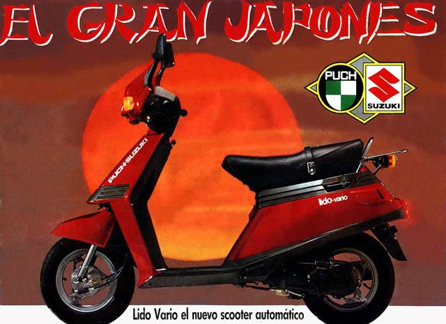 VESPINO - Gilera 50 GSA - El quinto Vespino 291i33s
