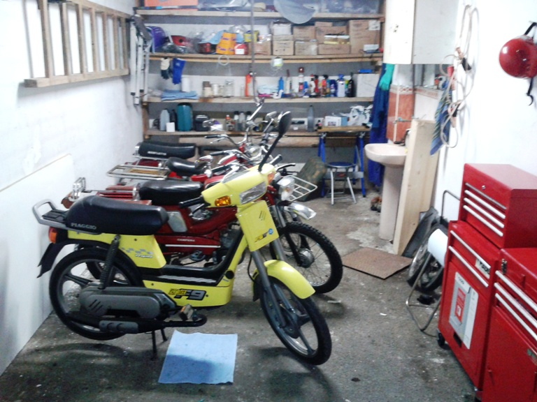 Mi Vespino F9 Fast Rider 293wt5i