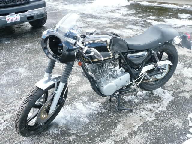 500 SR Café Racer 29x65cg