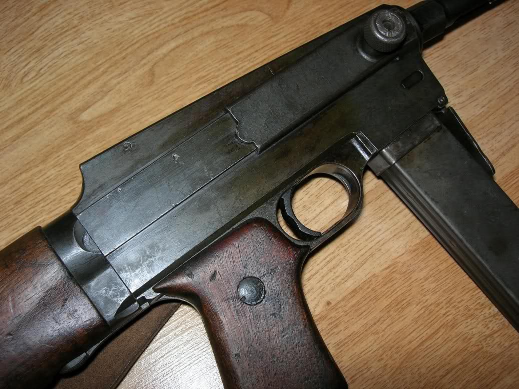 [VDS] Vends Pistolet Mitrailleur MAS mod 1938 daté 1942 2aabyvm