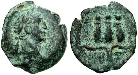 La moneda provincial romana. La ceca de Alexandría 2cg5j6