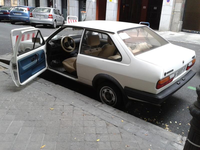 Vendo VW polo classic 1.3 gasolina de 1987 2cmqb9w