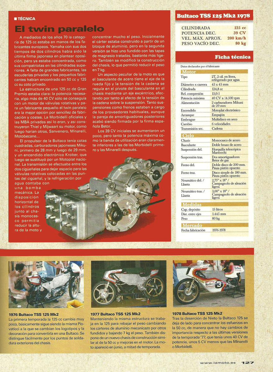 Poster R. Tormo con Bultaco TSS 125 MK2 2d8jmh1
