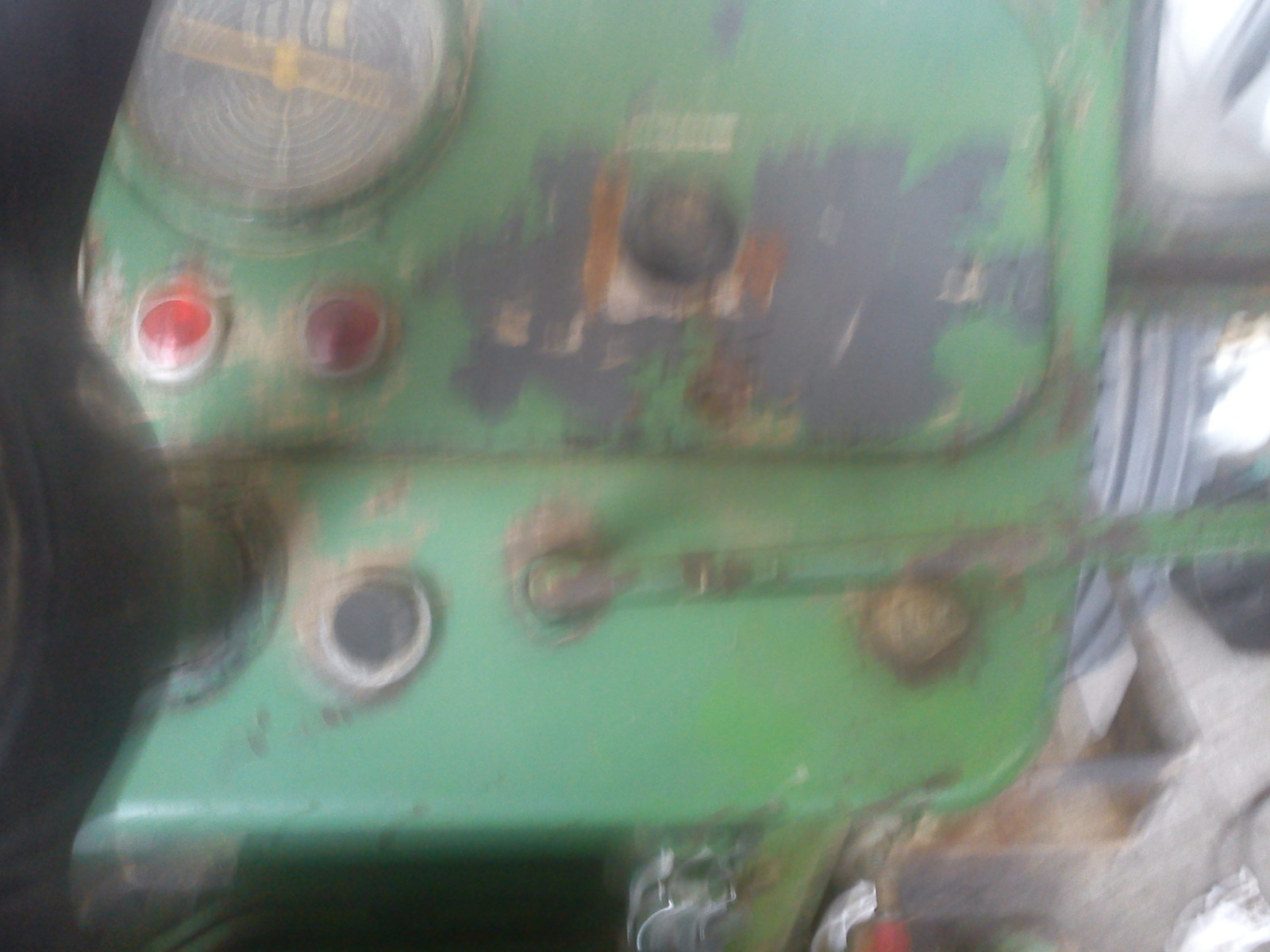 [John Deere 717]  Dudas con la instalación eléctrica 2drx4dw
