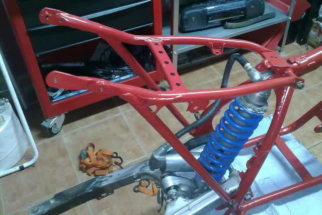 Ciclomotor de Campo J.Costa 2ed8jf4