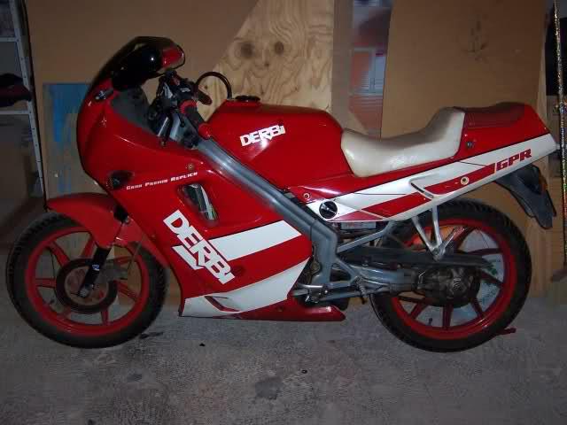 Mi Derbi GPR 80 2eqasdk