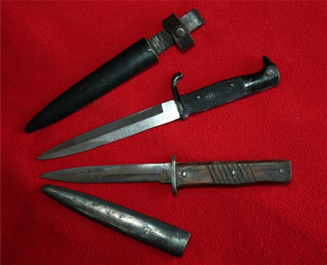 collection de lames de fabnatcyr (dague poignard couteau) 2hqfqcm