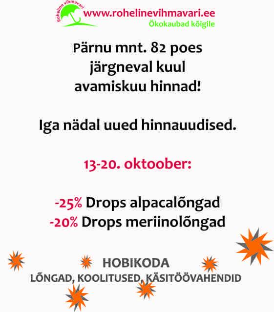 Roheline Vihmavari ökopood  - Page 2 2iih3z9