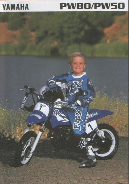 Yamaha PW 50 1993 by Motoret 2iu9qhf
