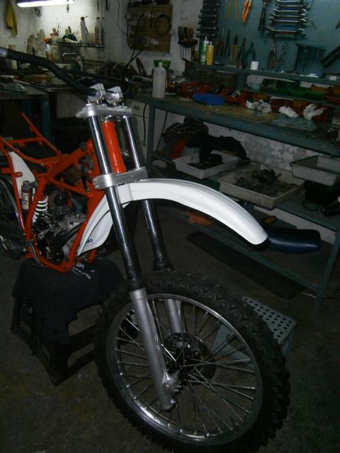 Puesta a punto KTM 80 MX 2j4t0g4