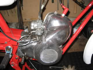 Restauración Ducati 48 Cadet 2jxxsx