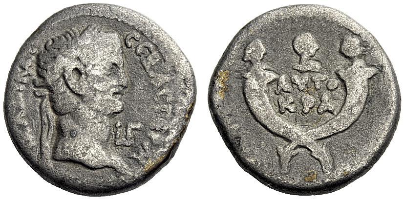 La moneda provincial romana. La ceca de Alexandría 2liftkp