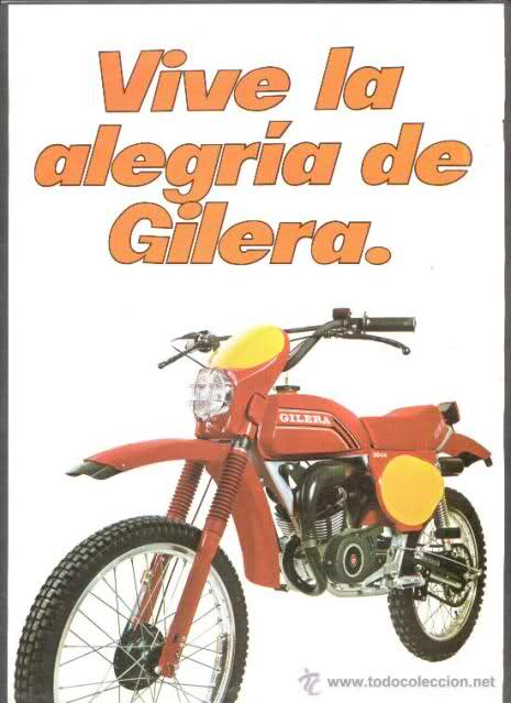 gilera - Mi Gilera GR-2 2lt2bnt