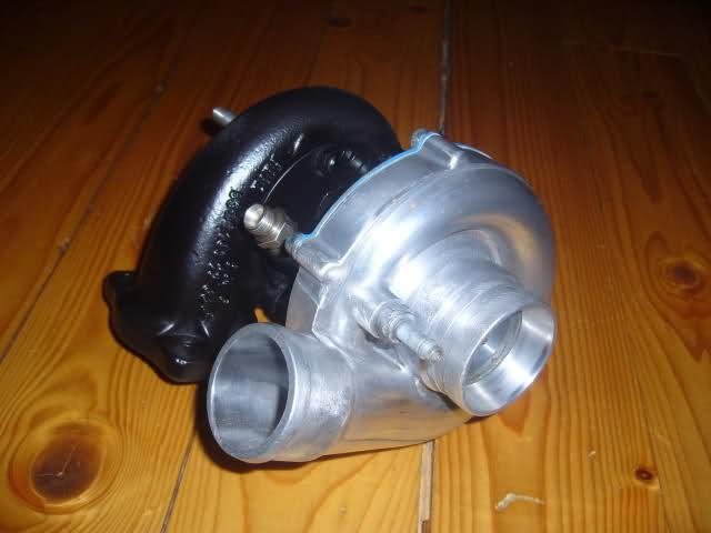 Fiechen - Ford Taunus 2.0L 8v Turbo 2ltndyx
