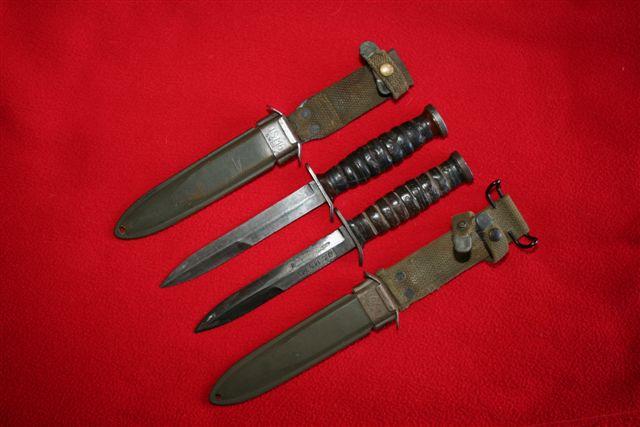 collection de lames de fabnatcyr (dague poignard couteau) 2m4875h