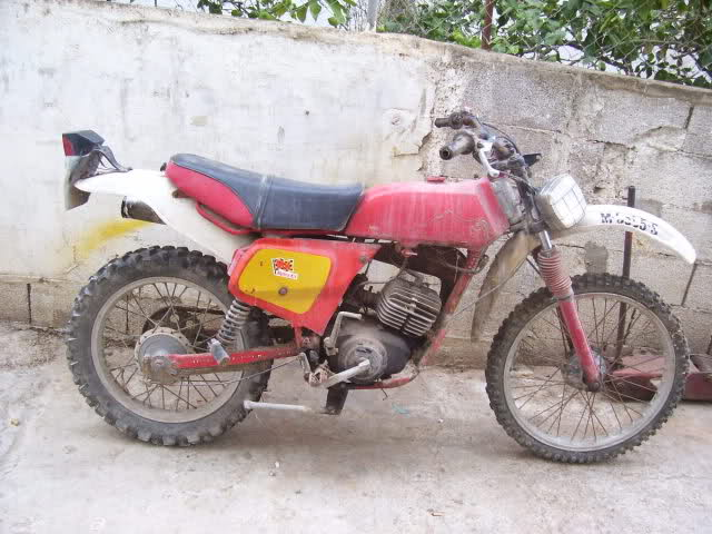 Derbi 74 TT * Manapuch 2m64j6s