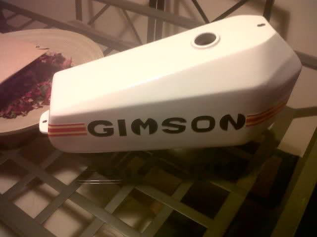 Gimson Enduro 87 2ª serie 2mhisg1