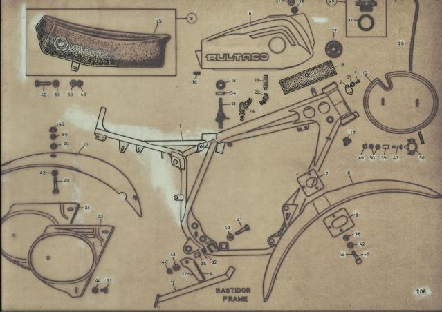 Mi nueva adquisicion Bultaco ¿Gold Medal? 2q0u6ia