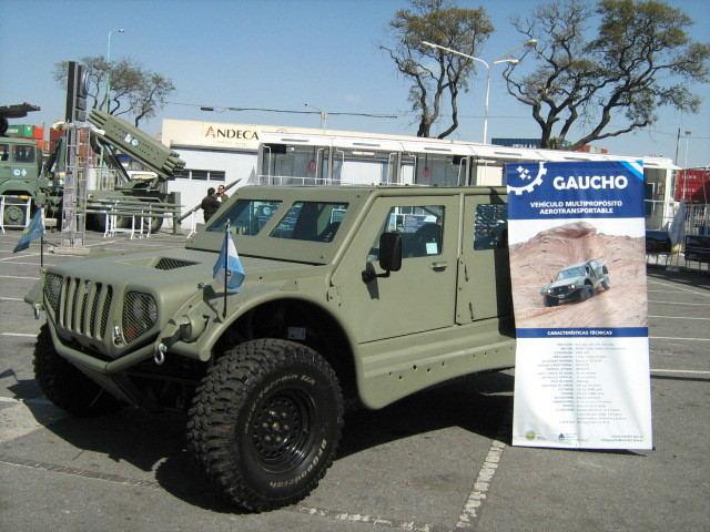 Gaucho 4x4 2qcj8m1