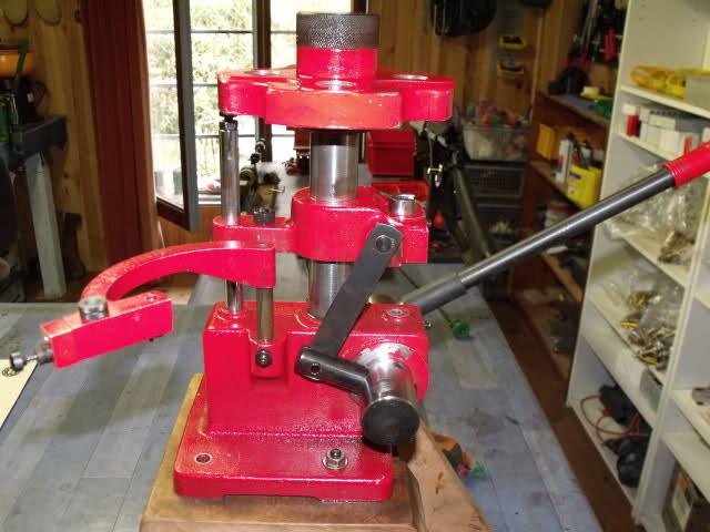 Presse Lyman All American turret press.. 2qvrz82