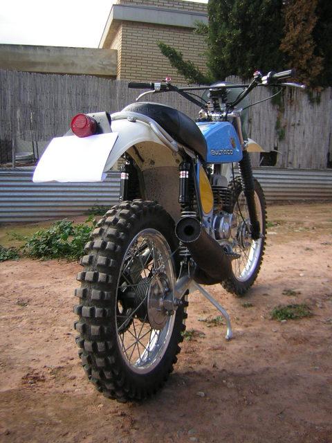 Proyecto: réplica Bultaco MK-11 50 2rhl35h