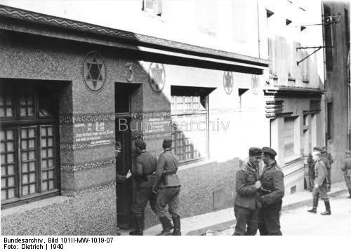 Brest, une synagogue transformée en maison close pour la Wehrmacht 2rmrww5