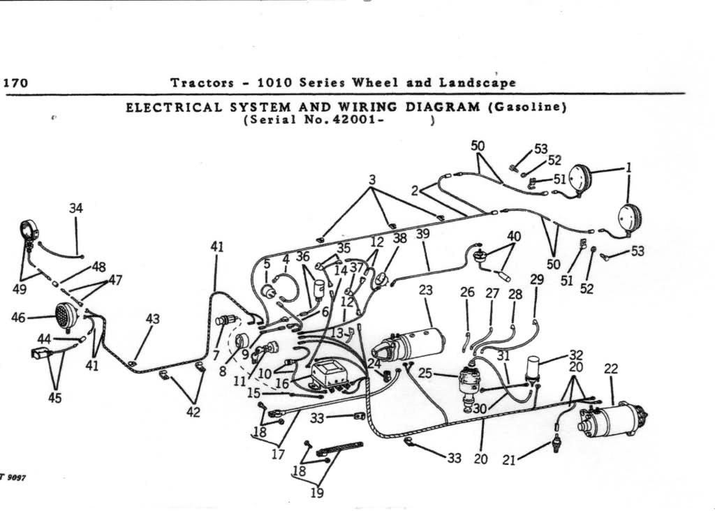 John Deere 1010 Ignition Switch Wiring Diagram Wiring Diagram Dedicated Dedicated Pasticceriagele It