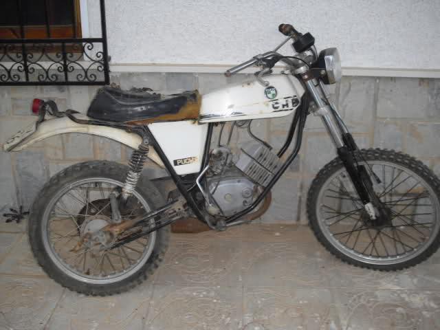 "Puch Cobra MC 75 - ""La Cobra"" 2s00k1x"