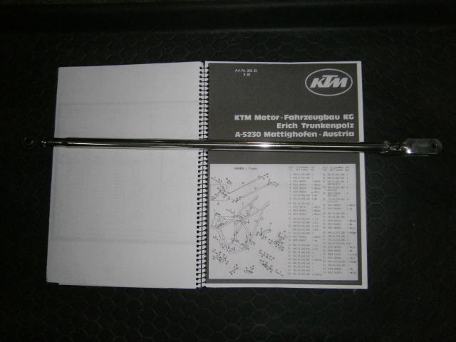 Puesta a punto KTM 80 MX 2u8xt2s
